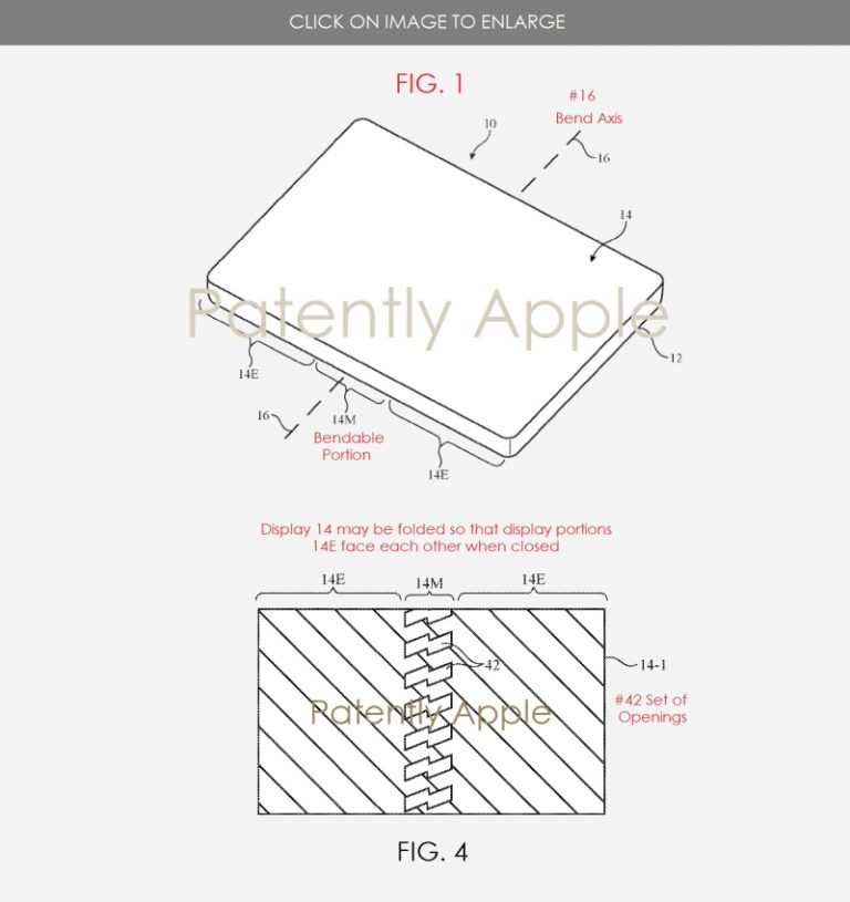 This Apple Patent Strongly Hints At A Foldable iPhone in 2018