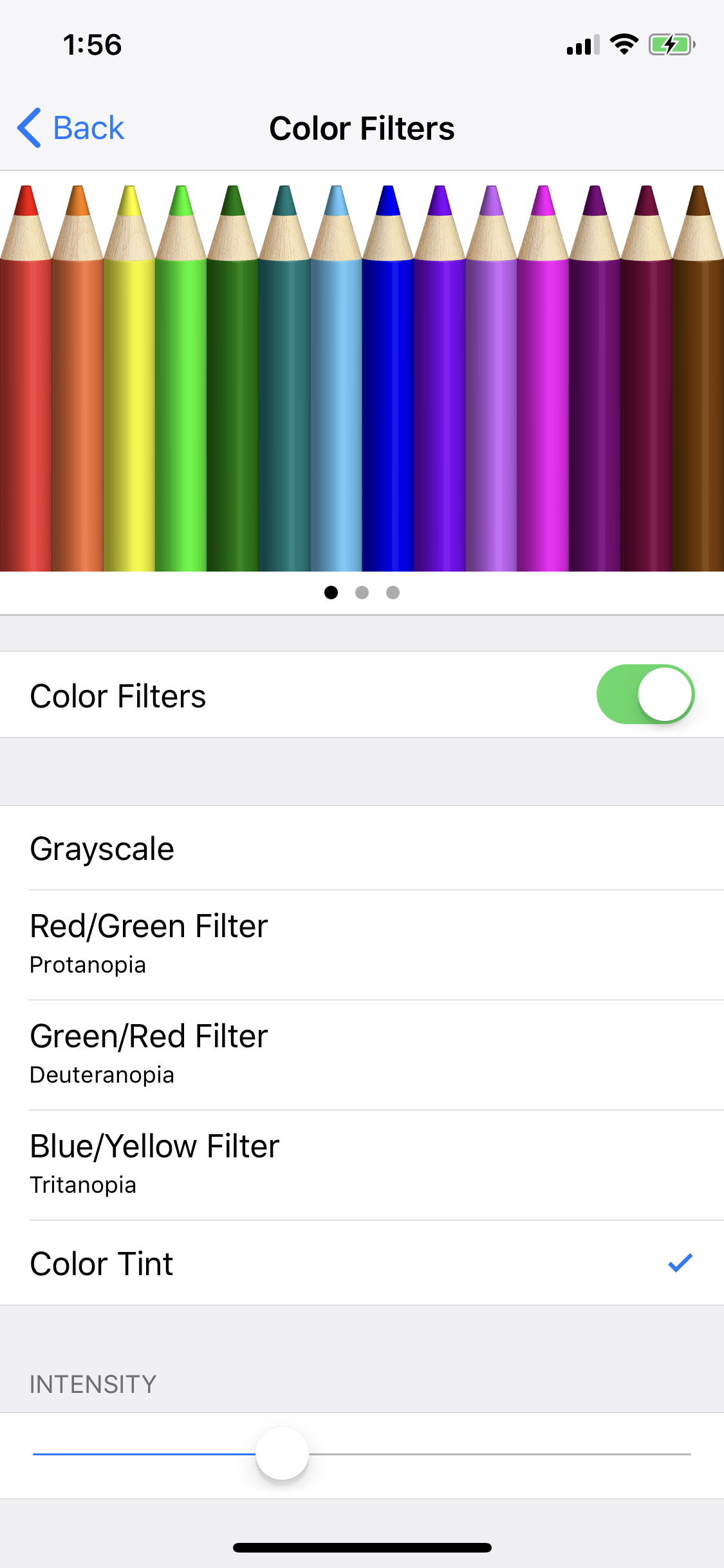 How to Set Color Filters for Your iPhone X?