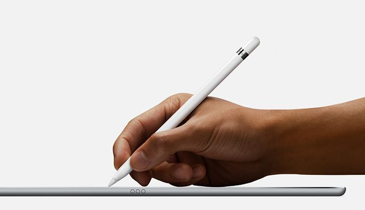 Another Patent Application For Using the Apple Pencil With An iPhone Is Published