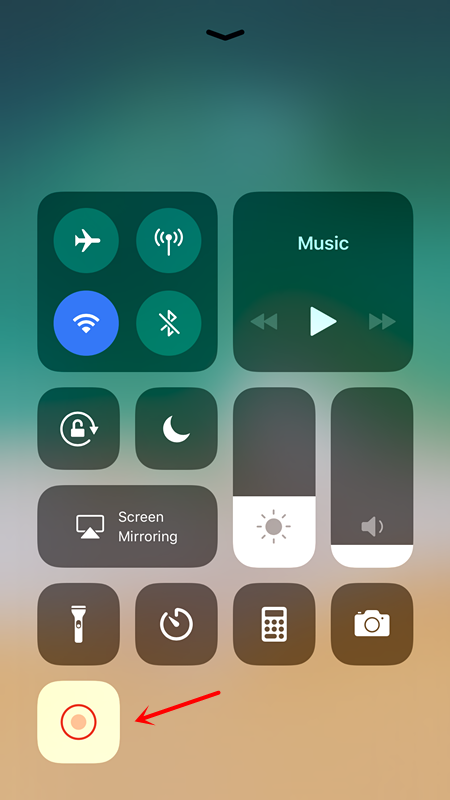 No Jailbreak or Computer Needed! Record Your iPhone Screen on iOS 11