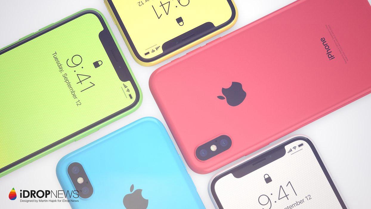 Meet iPhone Xc – The Inexpensive Alternative to iPhone X