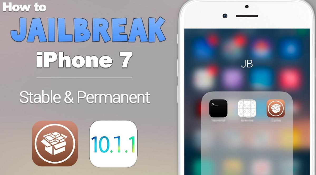 How do You Jailbreak Your iPhone 7?