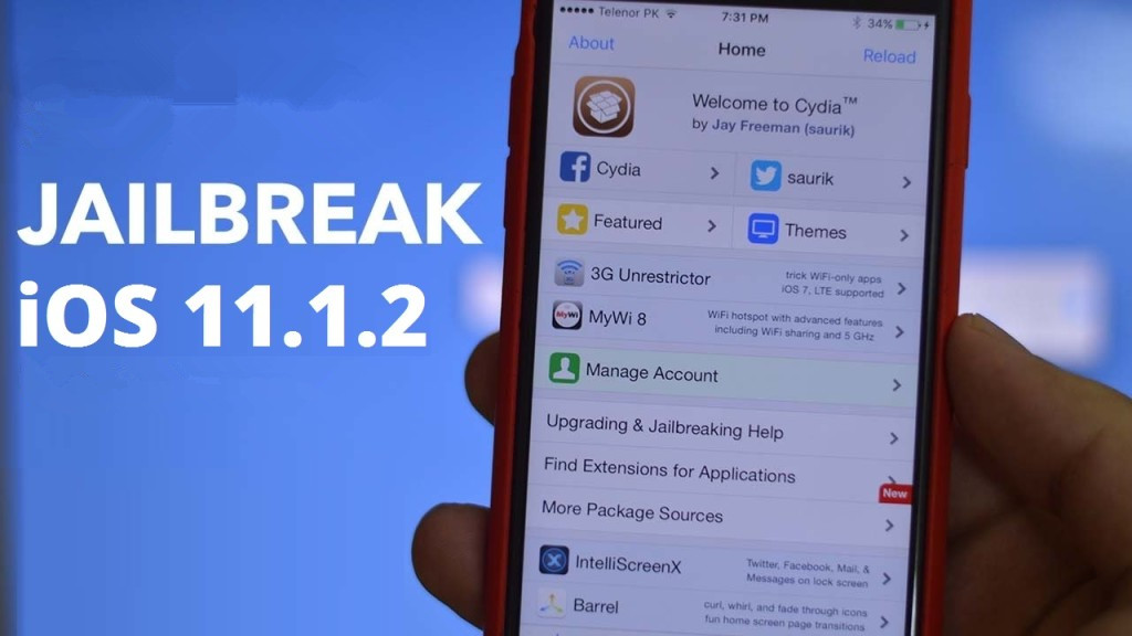 iOS 11.1.2 Exploit async_wake ipa is Released