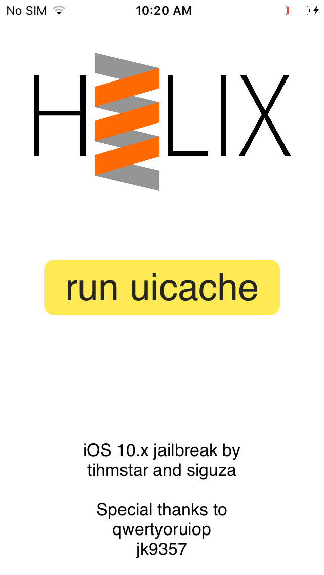 How to Jailbreak iOS 10.3.3 Using H3lix?