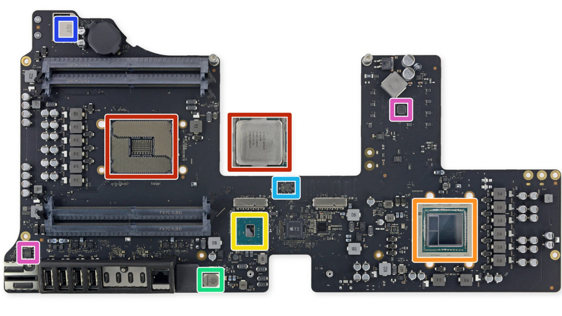 iFixit Teardown of iMac Pro Lends A Nuanced Look Inside the Powerful All-in-one