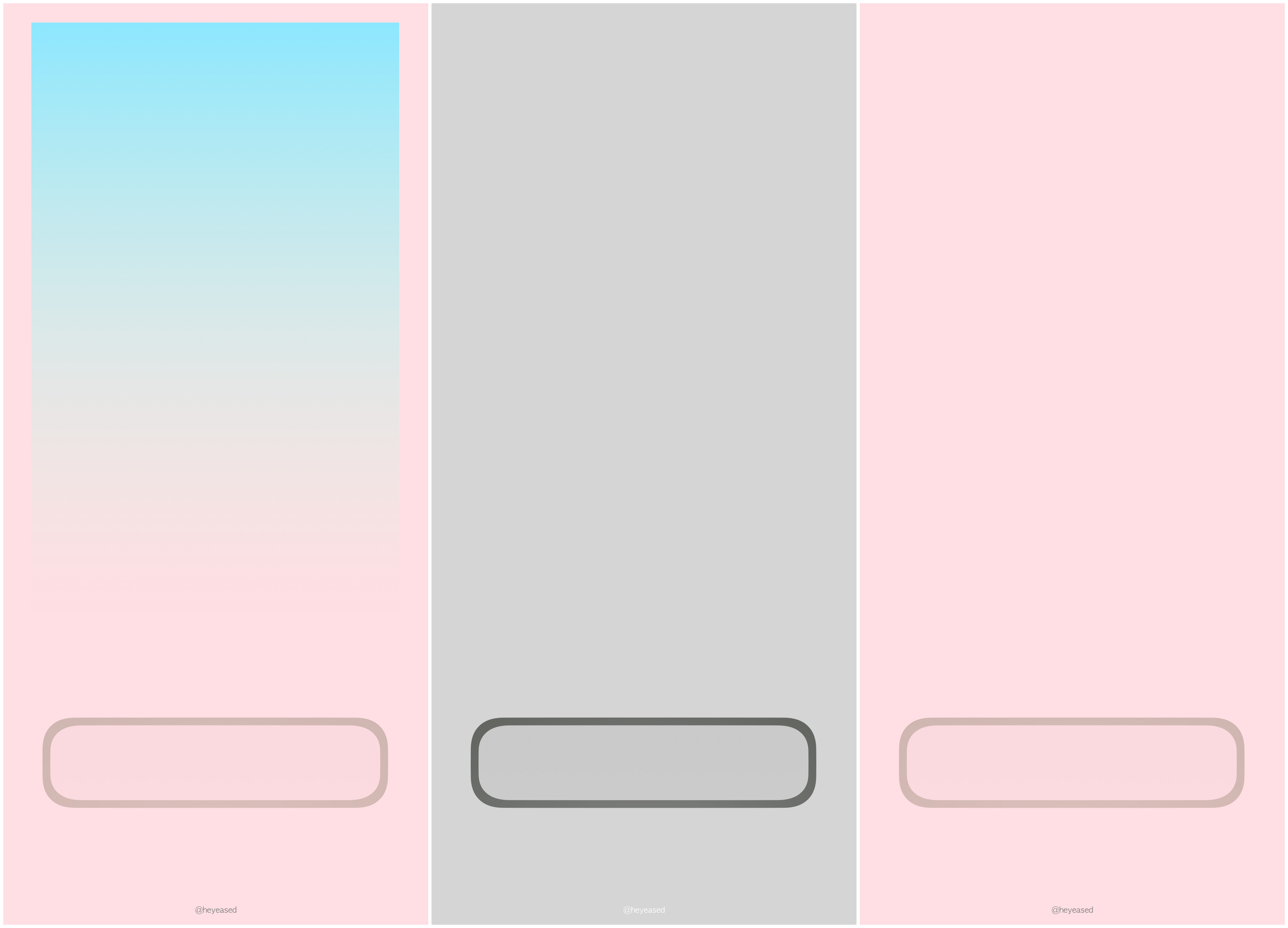[Free Wallpapers] Make iPhone's Dock Background Invisible