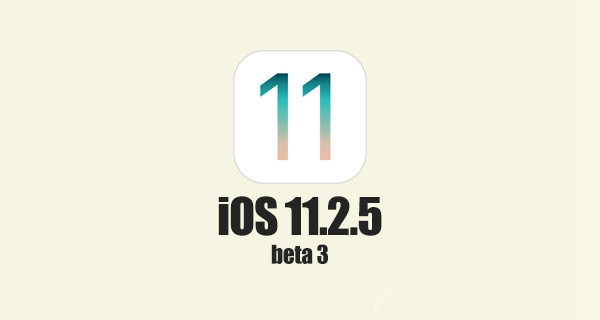 iOS 11.2.5 Beta 3 Download Released, Here's How to Install it Using 3uTools