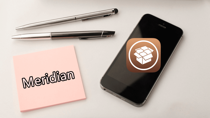 Fix] Cydia App Not Show up After You Jailbreak with Meridian