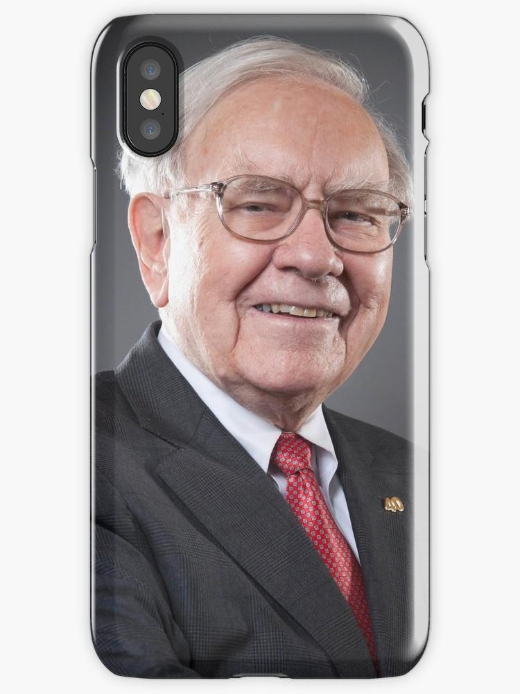 Tim Cook failed to sell Warren Buffetton An iPhone