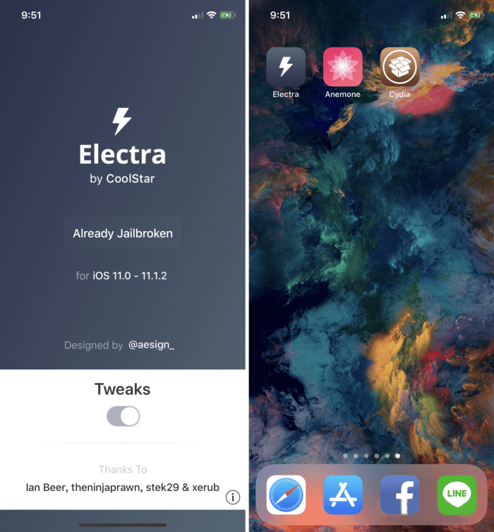 How to Set up Call Recording on iOS 11 Jailbreak with Electra?