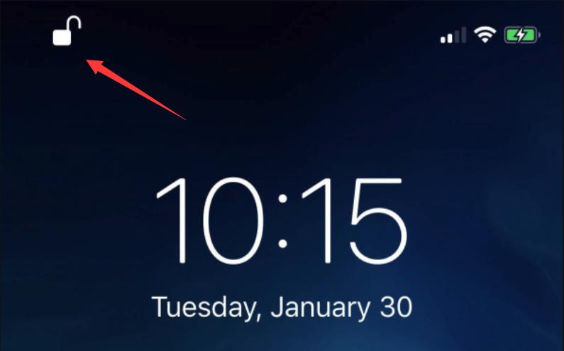 Latchkey Change The Position Of Iphone Xs Lock Symbol 3utools