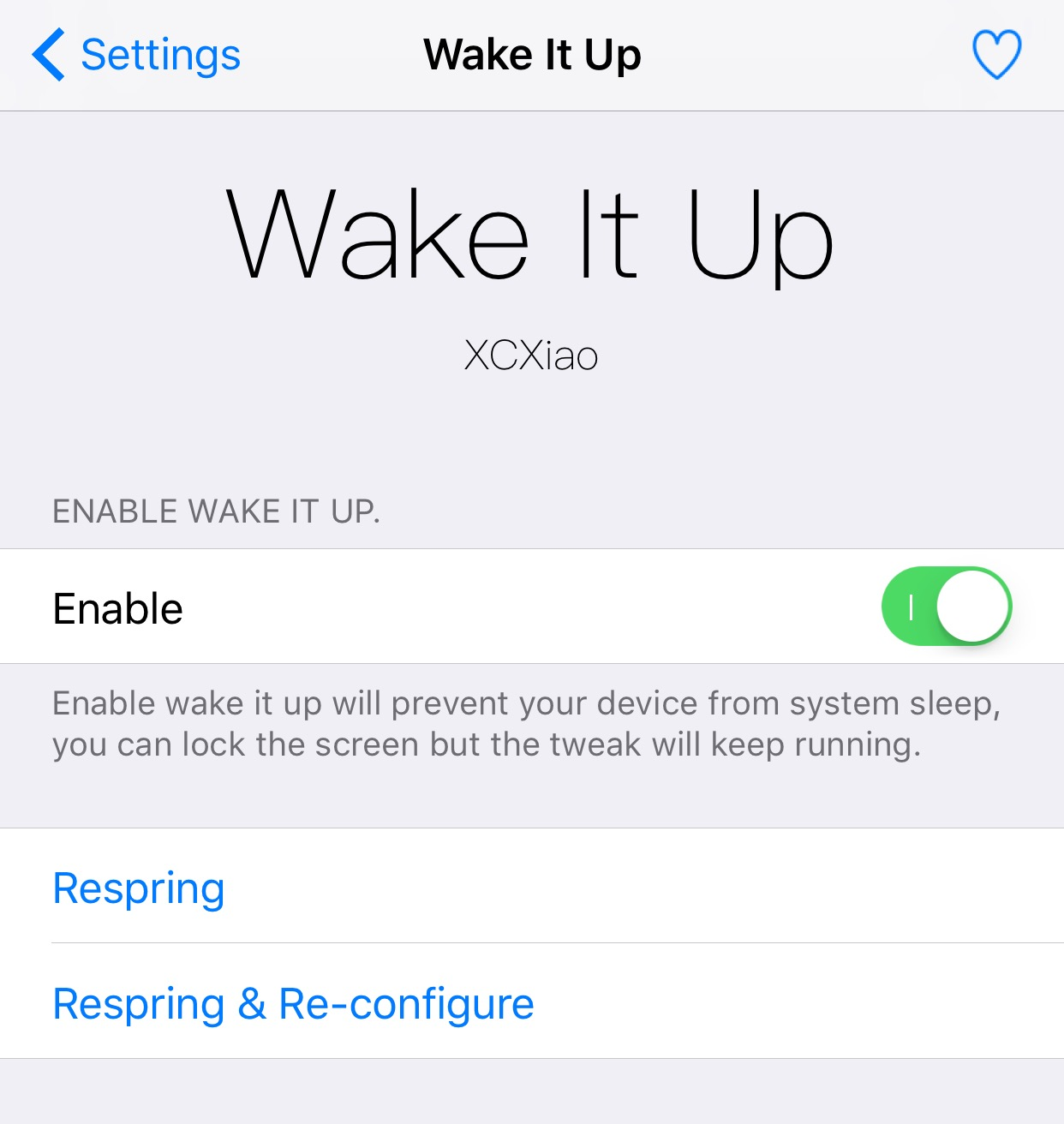 Wake It Up: Brings Raise to Wake Functionality to unsupported iPhone