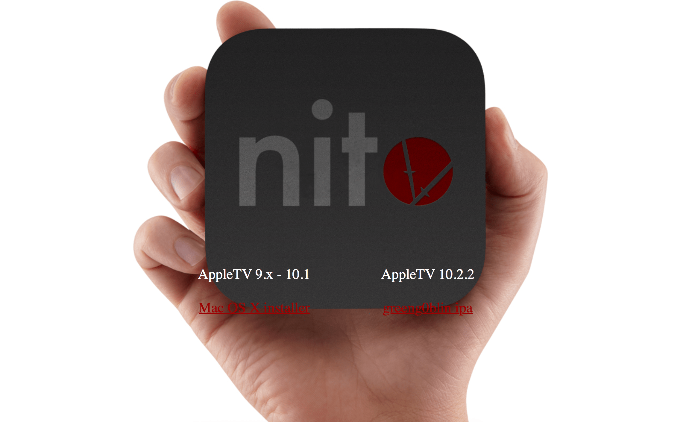 nitoTV Package Installer for tvOS Released