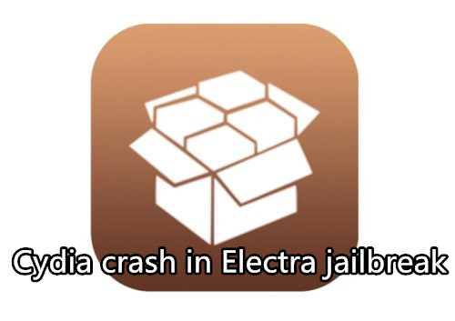 How to Fix Updated Cydia Can't Load in iOS 11 Electra jailbreak?