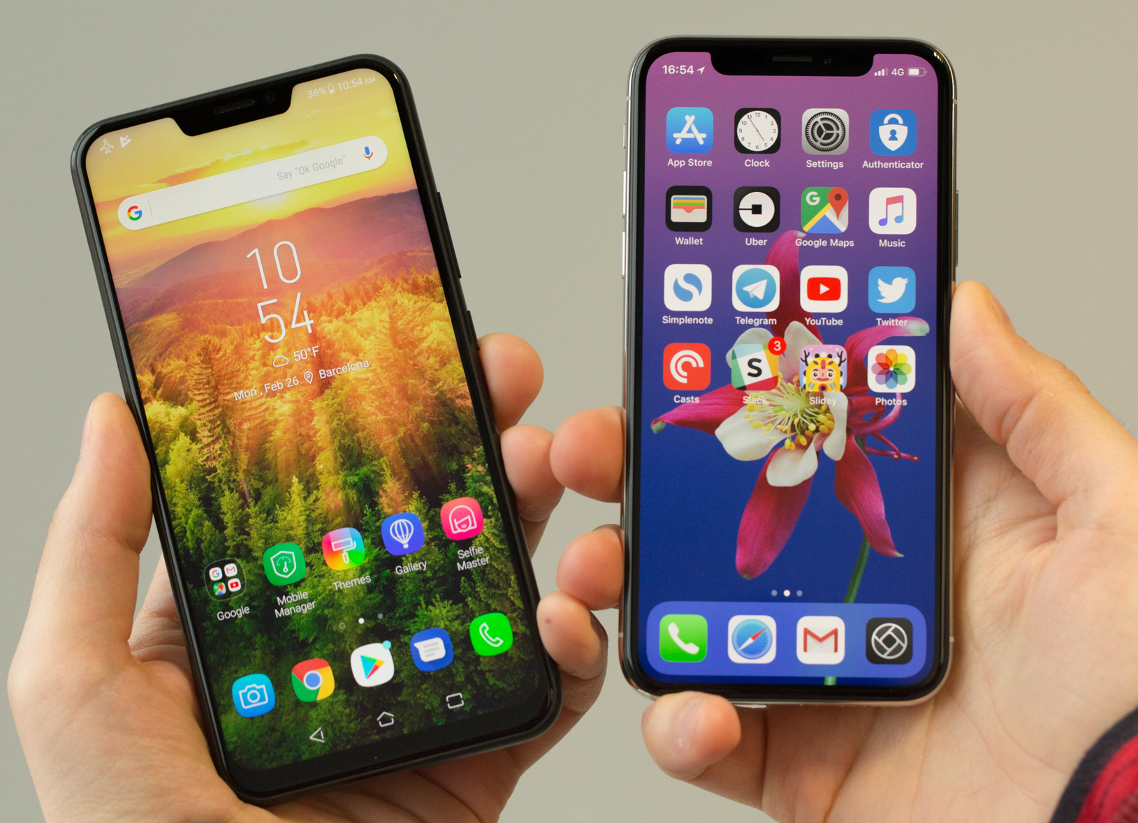 The Asus Zenfone 5 is a Shameless iPhone X Clone - 3uTools