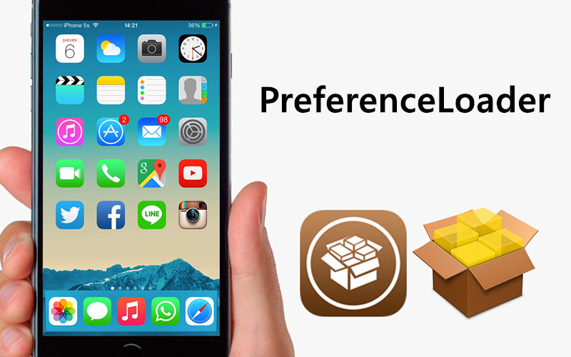 PreferenceLoader: Brings Settings for Each and Every Installed Cydia Tweak