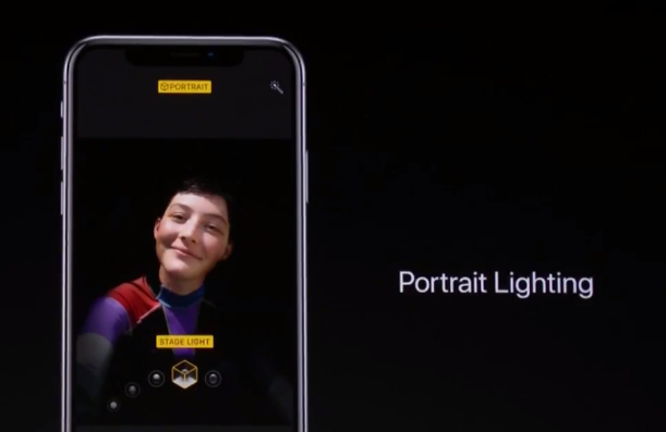 App for iOS Allows the Apple iPhone 7 Plus to Copy the Black Portrait Lighting Background