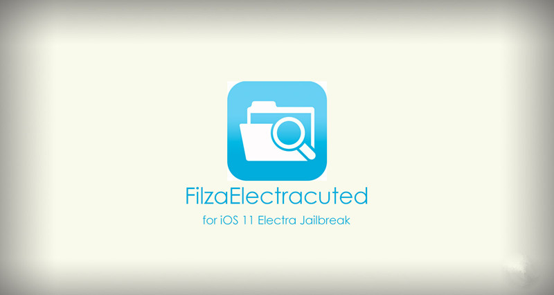 Filza File Manager 'FilzaElectracuted' for iOS 11 Electra Jailbreak Released