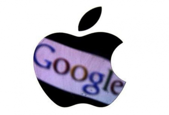 Google And Apple Compete For AI Startups