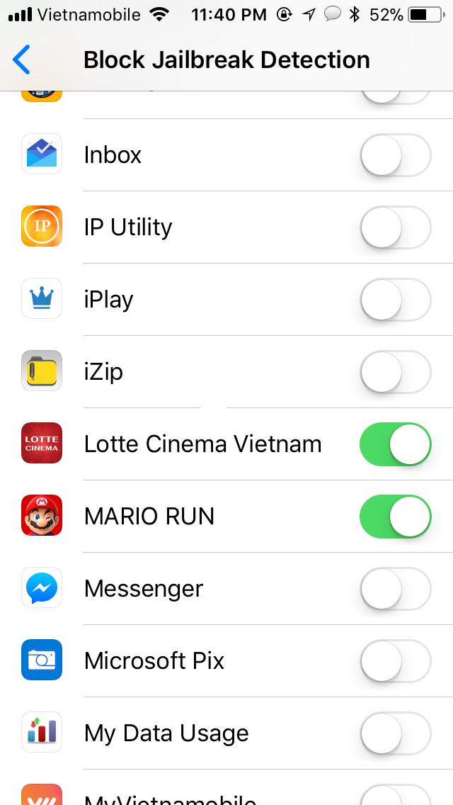 Liberty Lite: Hide Jailbreak Status on iOS 11 with Electra