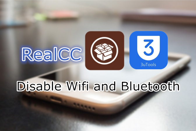 RealCC – Truly Disable Wifi and Bluetooth from iOS 11 Control Center