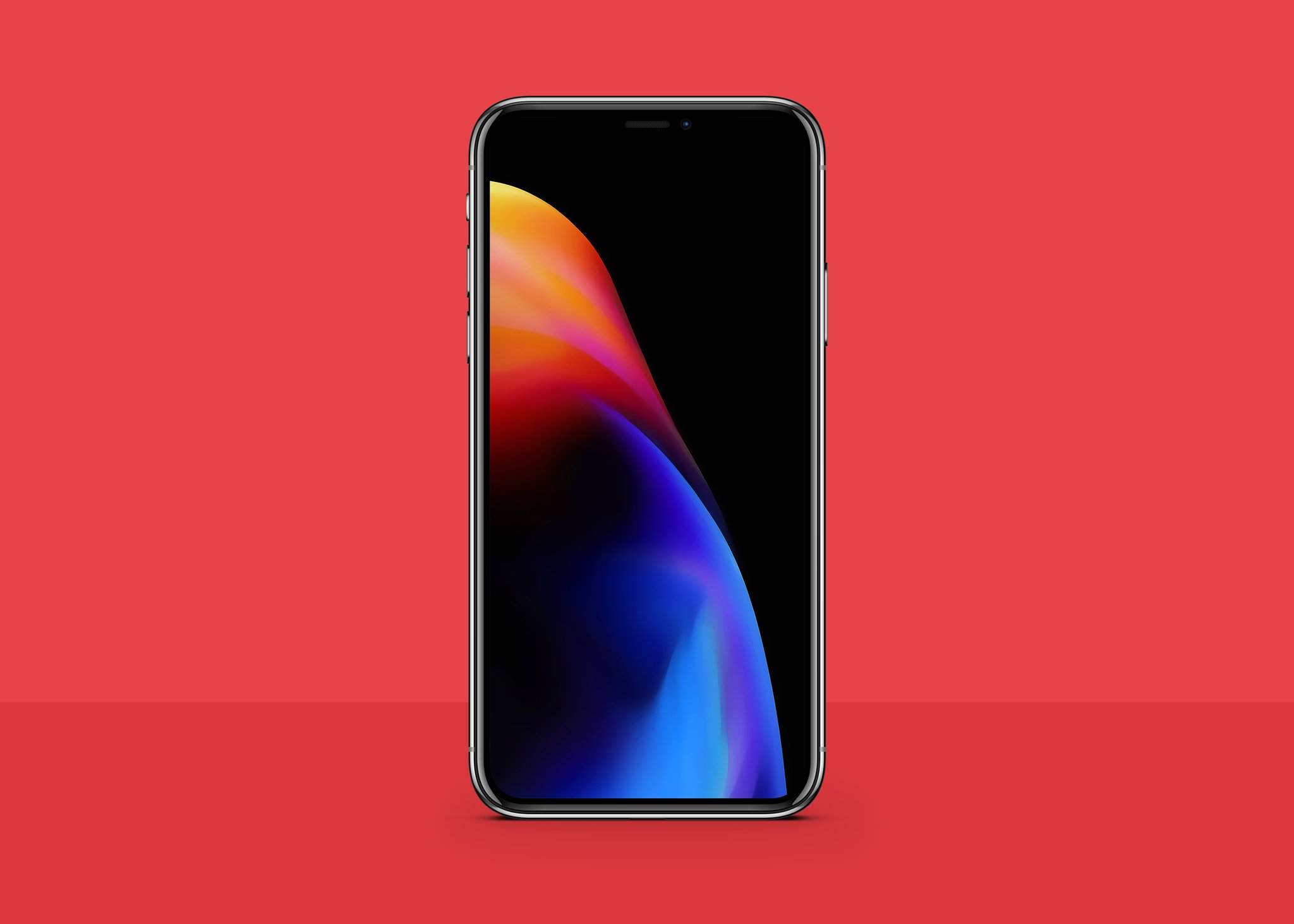 PRODUCT(RED) iPhone 8 Wallpaper - 3uTools