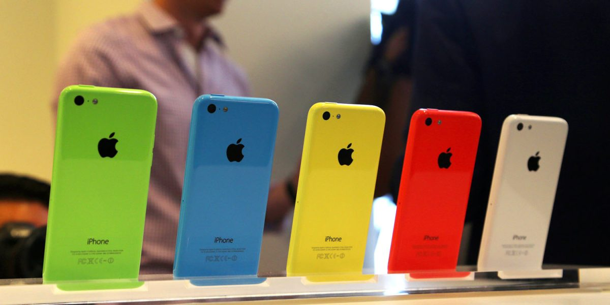 'iPhone 8s' Could Bring Back iPhone 5c Color Options in the Fall