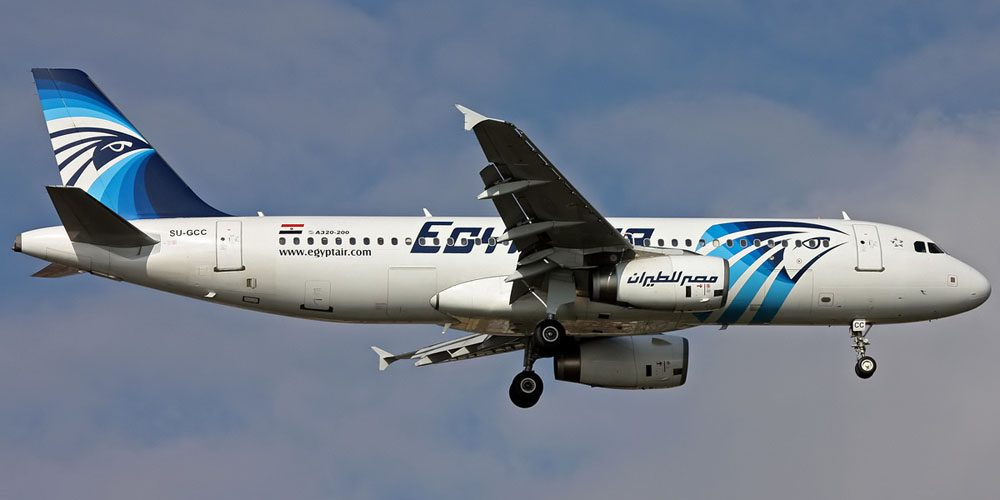 Apple Sued by Families of EgyptAir 804 Victims, Claim Crash Caused by Apple Device