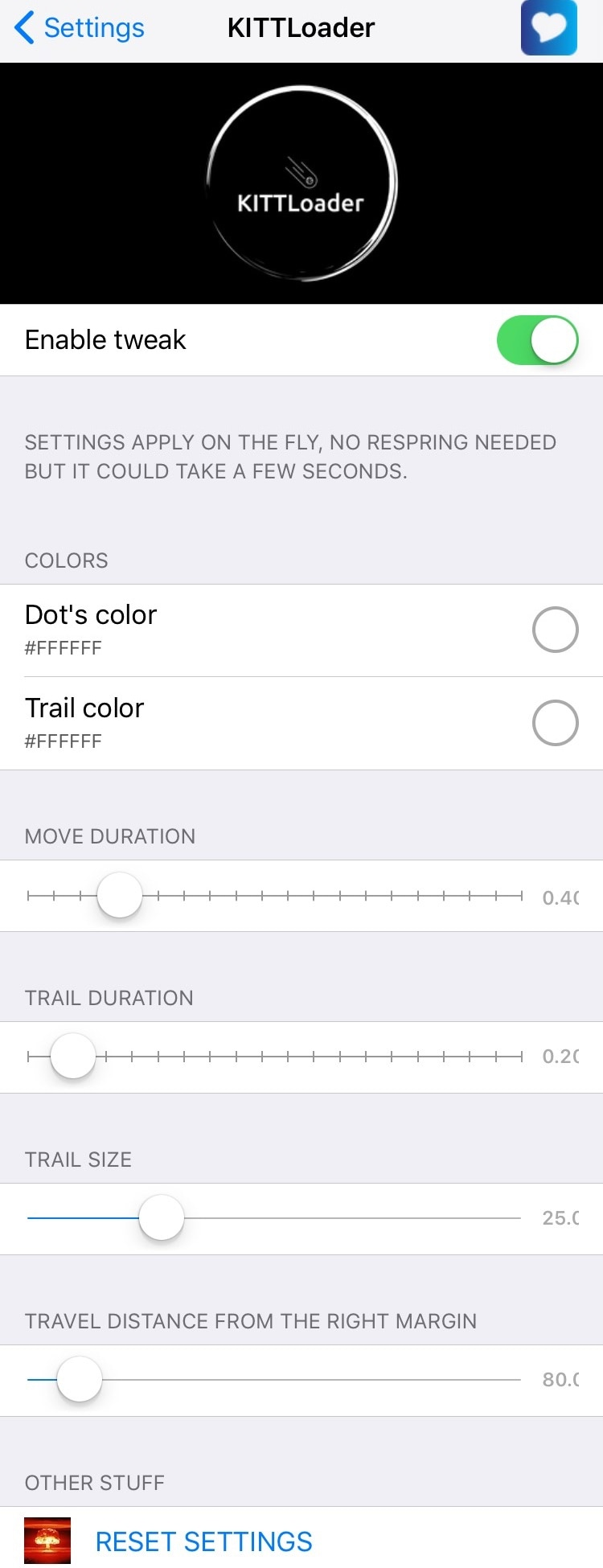 This Tweak Gives Your iPhone a Redesigned Activity Indicator