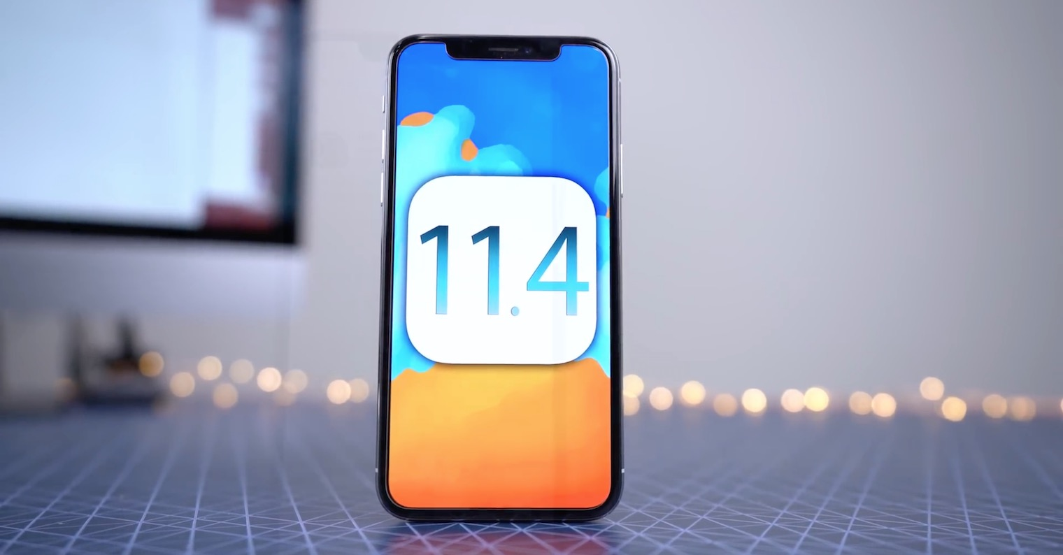 iOS 11.4 Final is Available for iPhone and iPad, Download Now
