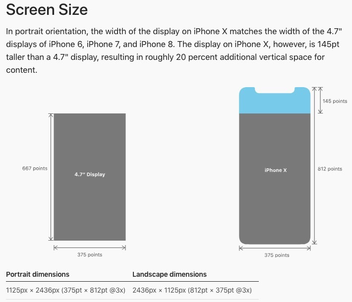iOS 12 Tells us Exactly How Big the iPhone X Plus Will Be