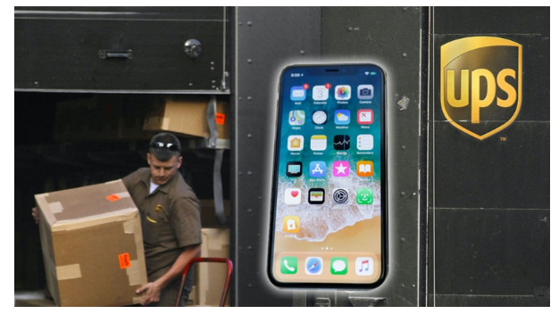 Thieves Steal $370K Worth of iPhone X Units Right Off a UPS Truck