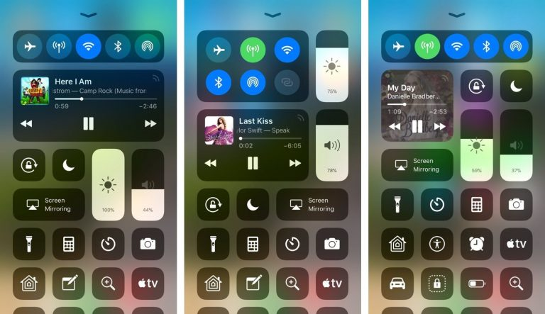 BetterCCXI Makes Certain iOS 11 Control Center Modules More Accessible