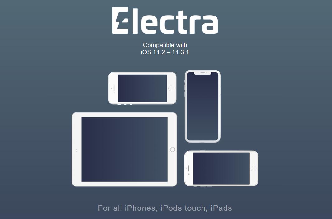 How to Jailbreak iOS 11.2– iOS 11.3.1 Using Electra?