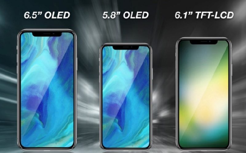 Apple to Use Bezel-Reducing Backlighting Chips in Upcoming 6.1-inch LCD iPhone