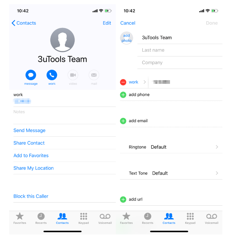 How to Set Custom Ringtone for a Contact on iPhone?