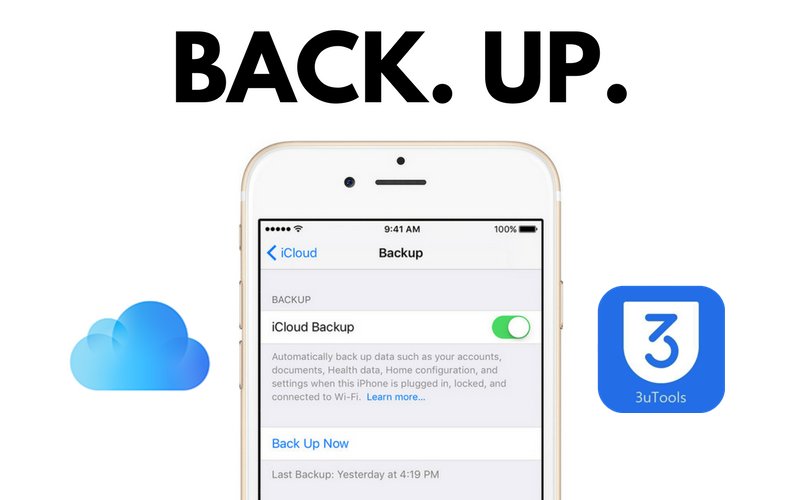 How to Back Up Your iPhone to Computer?