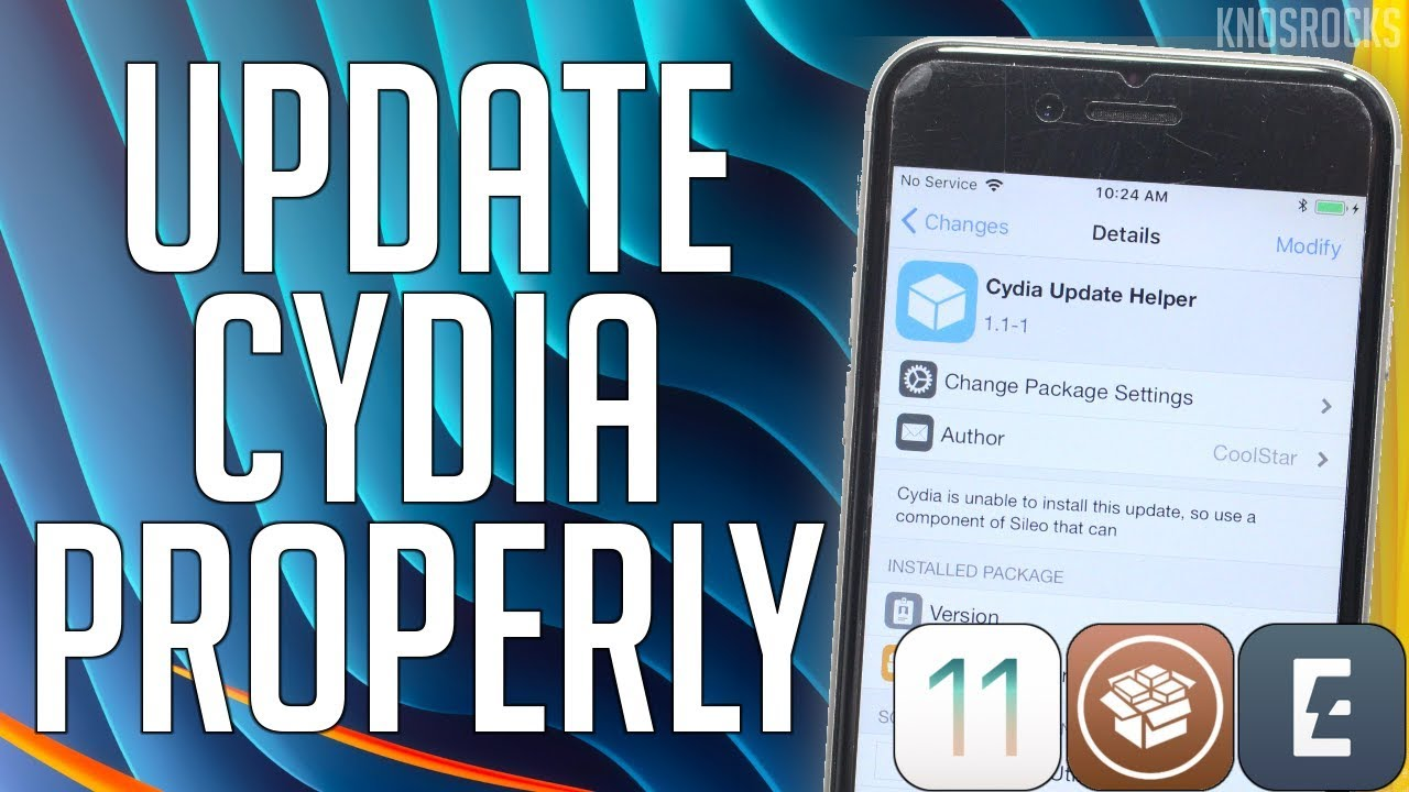 How To Update Cydia Safely With Cydia Update Helper 3utools