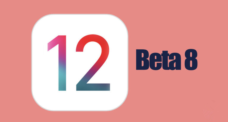 iOS 12 Beta 8 is Released to Download on 3uTools