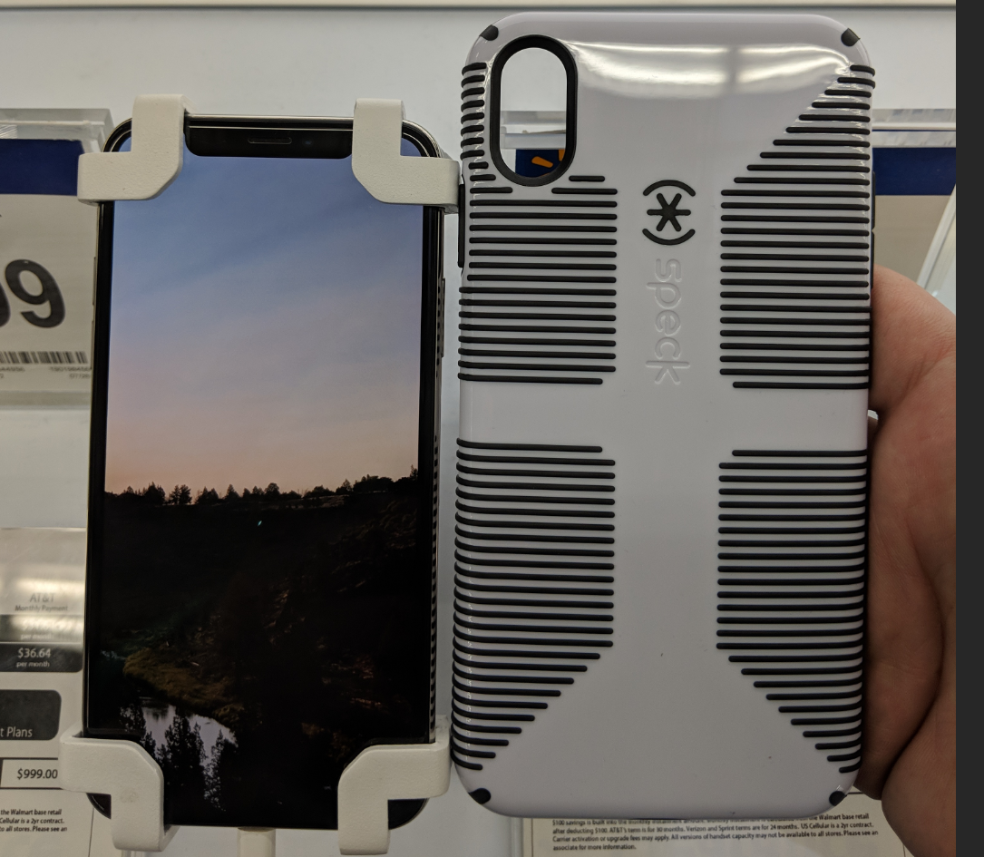 iPhone Xs Max and iPhone 9 Cases Discovered at Walmart