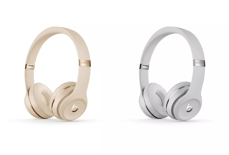 Beats Headphones Get new Colors to Match the iPhone XS and XR