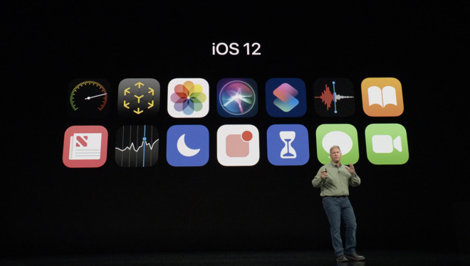Apple iOS 12 is Here