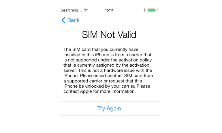 How to Check Carrier Status in 3uTools iDevice Verification Report?