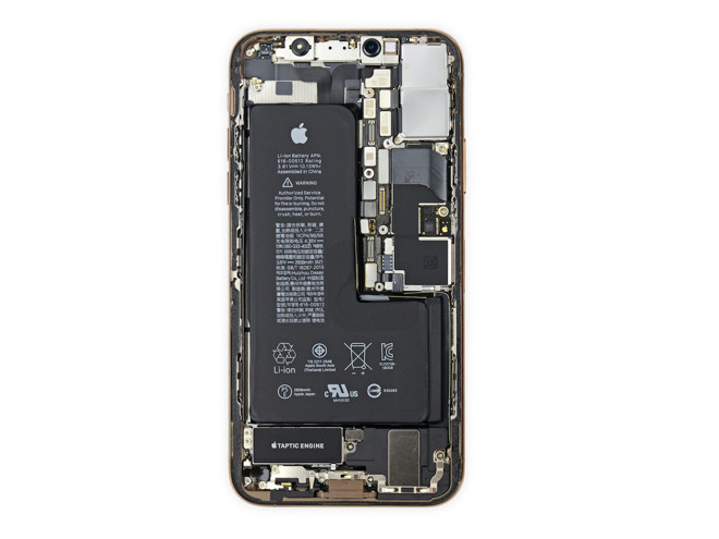 Apple Build Costs for 256GB iPhone XS Max Estimated at $443