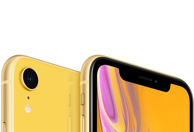 iPhone XR Preorders Suggest Softer Launch Demand Than iPhone XS