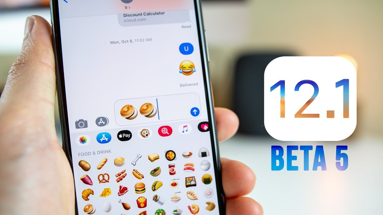 Apple Rolls out iOS 12.1 Beta 5 - Here's How You Can Install it
