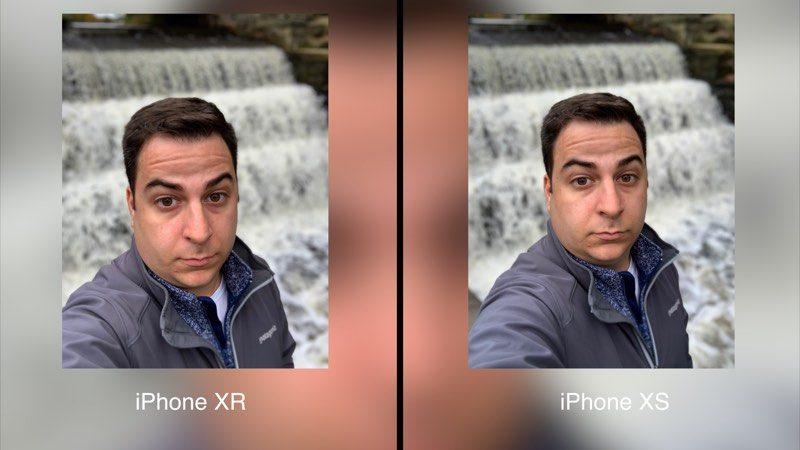 Camera Comparison: iPhone XR vs. iPhone XS Max