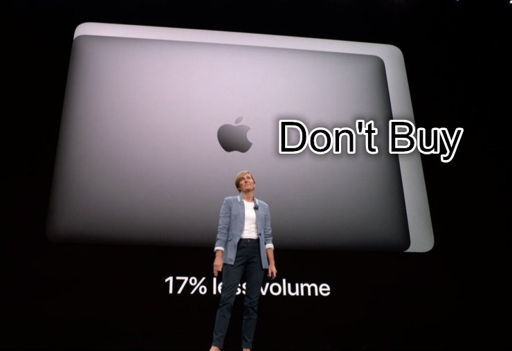 3 Reasons Not To Buy the 2018 MacBook Air