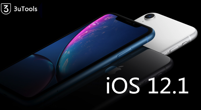 Upgrade Your iPhone XR to This Specifically iOS 12.1 in 3uTools