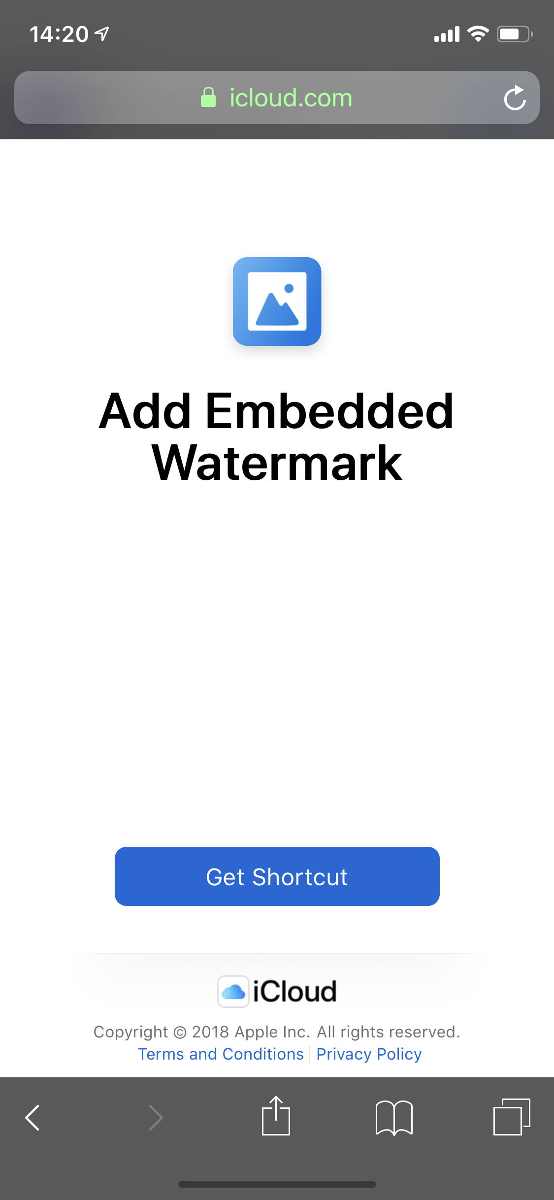 How to Add a Watermark to a Photo on Your iOS 12 Device?